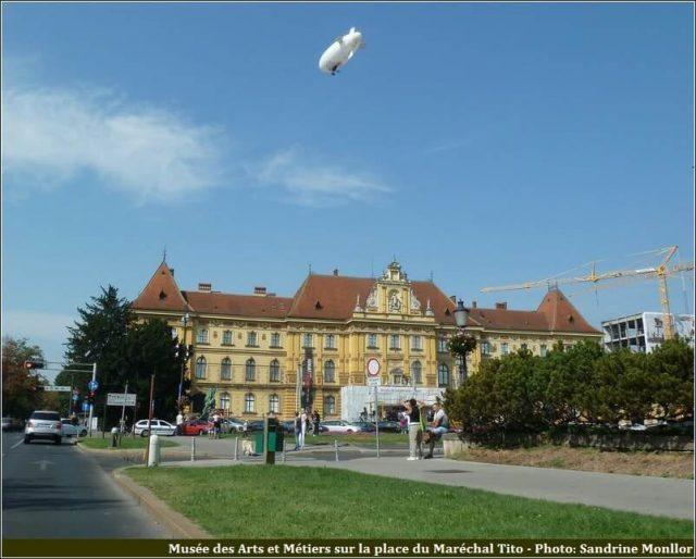 Zagreb Muo Musée des arts et métiers