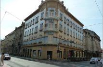 Zagreb batiments Art Nouveau