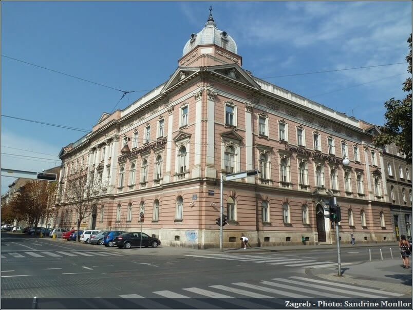 Zagreb en photos: la capitale continentale ; le coeur de la Croatie historique 4