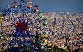 decouvrir Barcelone depuis Tibidabo