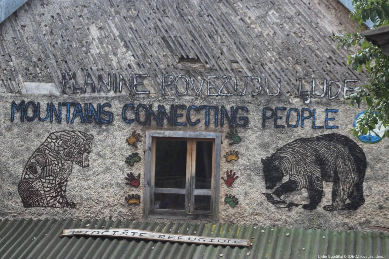 refuge des ours du velebit à Kuterevo