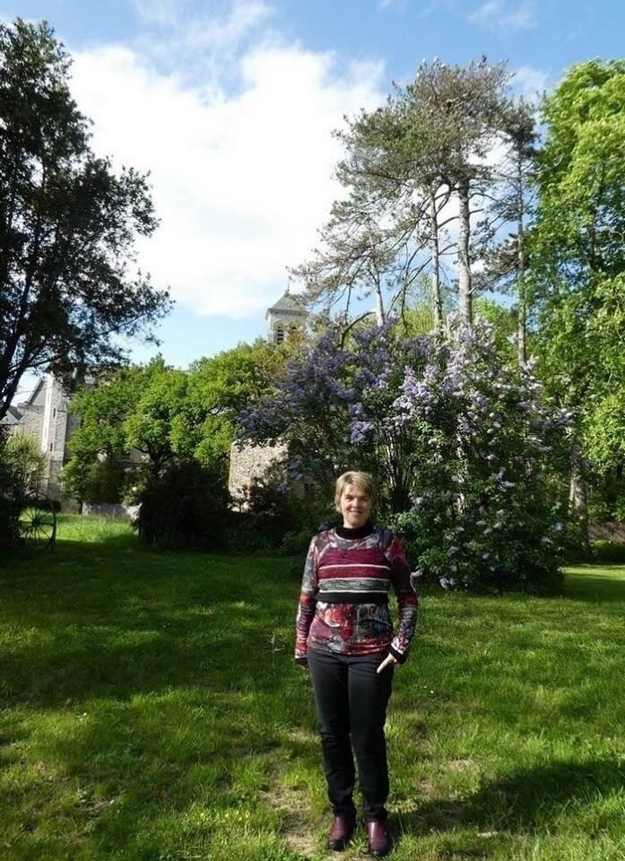 Abbaye benedictine d'en Calcat un jour de Paques