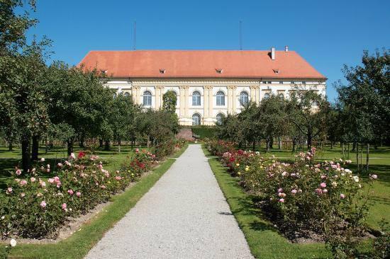 Chateau Dachau en Bavière