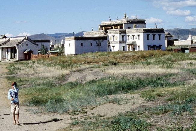 Mongolie eddeni zuu temple