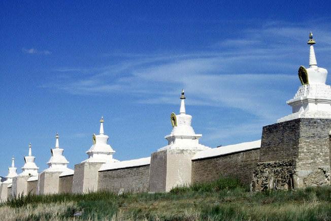 Mongolie erdeni zuu mur