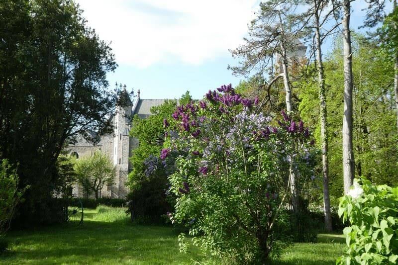 Nature aux environs de l'abbaye saint Benoît d'en Calcat