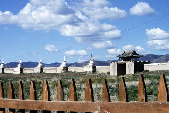 erdeni zuu en mongolie