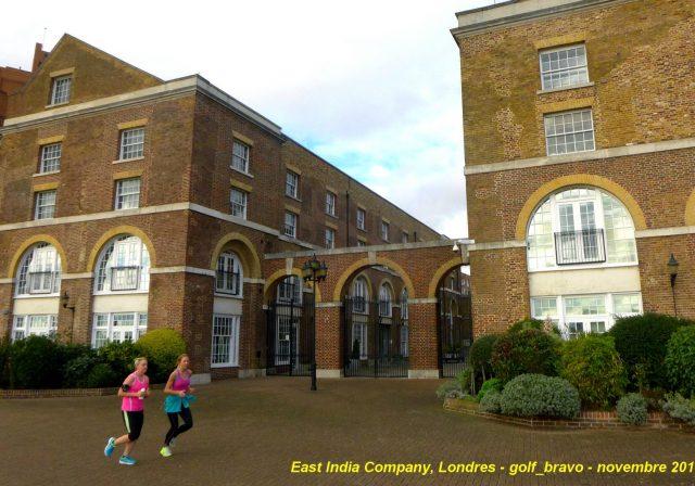 Randonnée à Londres: urban trek sur la Tamise 7