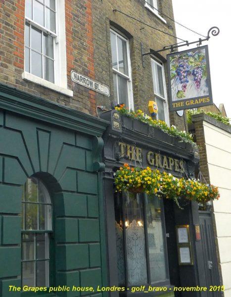 Randonnée à Londres: urban trek sur la Tamise 5
