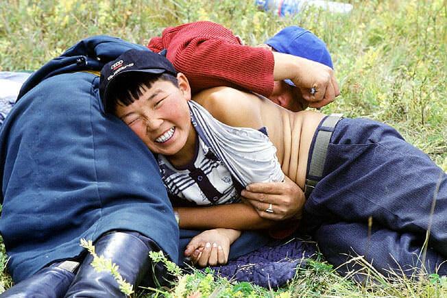 lutte mongole tserendroj a gawa