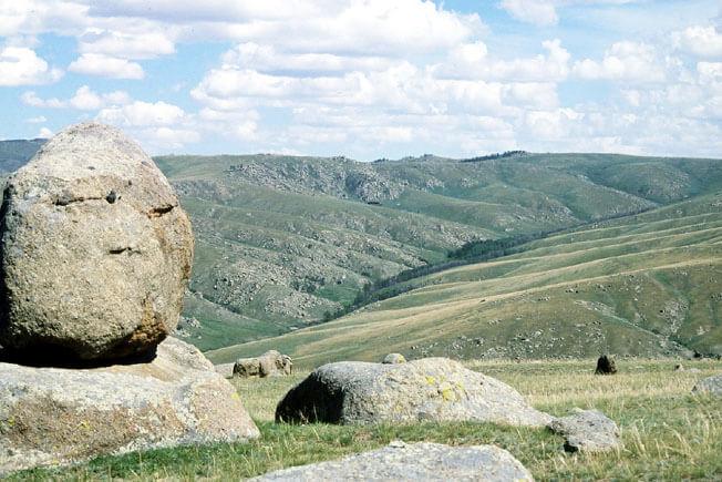 mongolie vallée d'orkhon