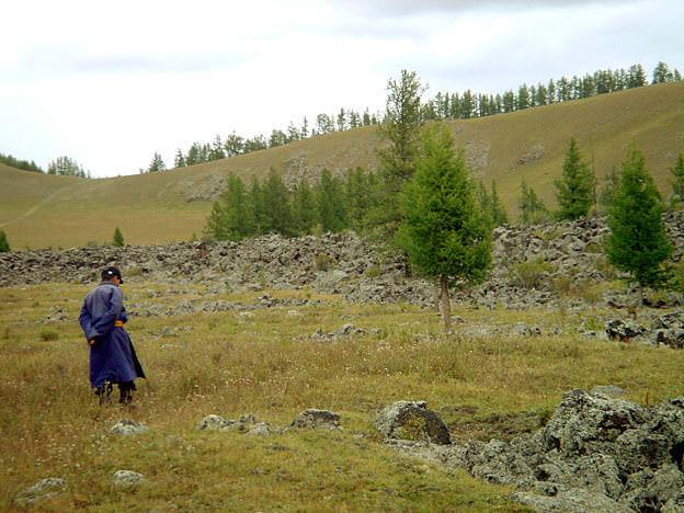 taiga mongole