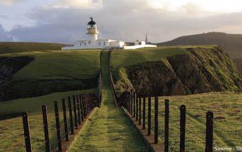 Fair isle phare