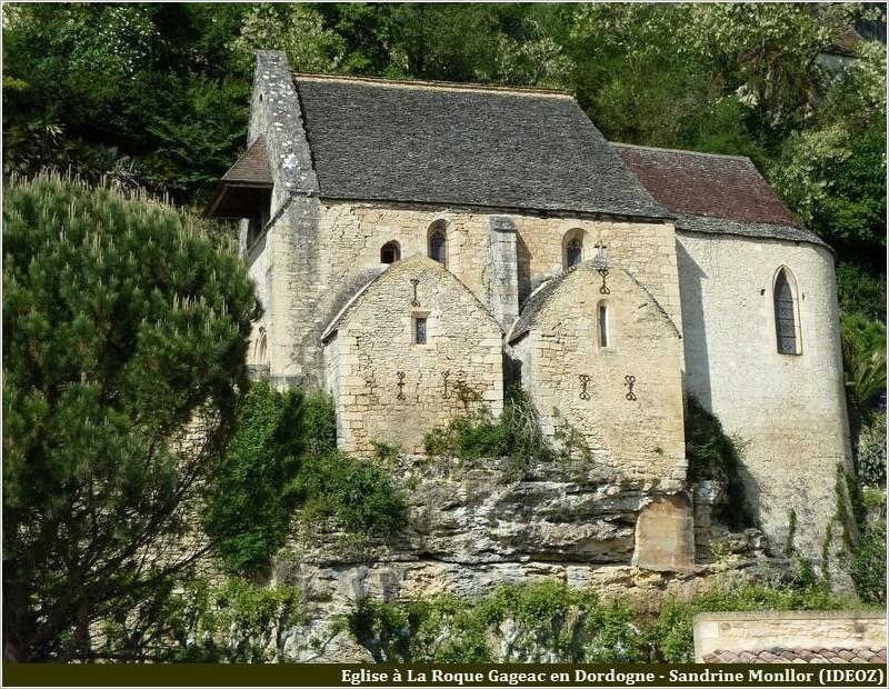 La Roque Gageac Chapelle