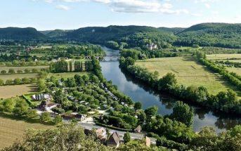 Longer la Dordogne