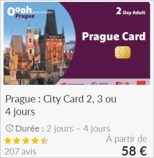 prague card oooh