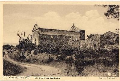 bagne privé Ile du Levant