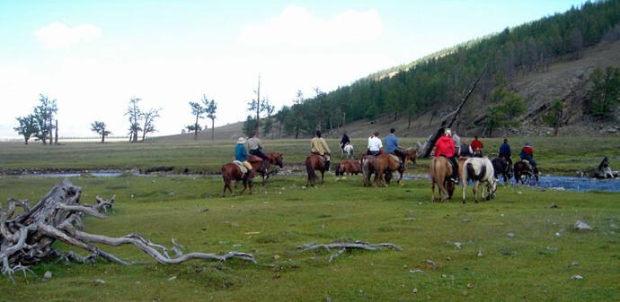 chevauchee mongole