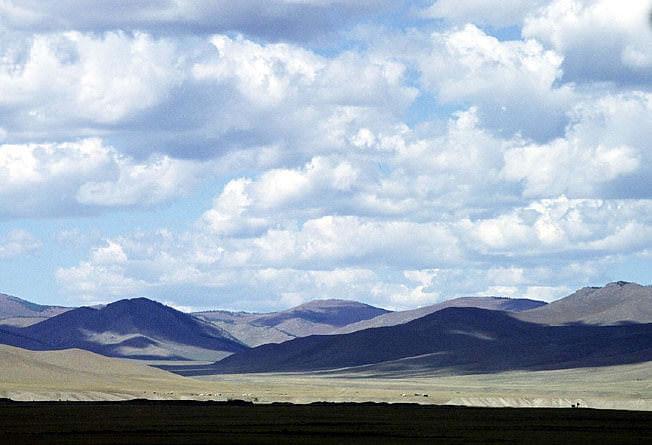 ciel de mongolie