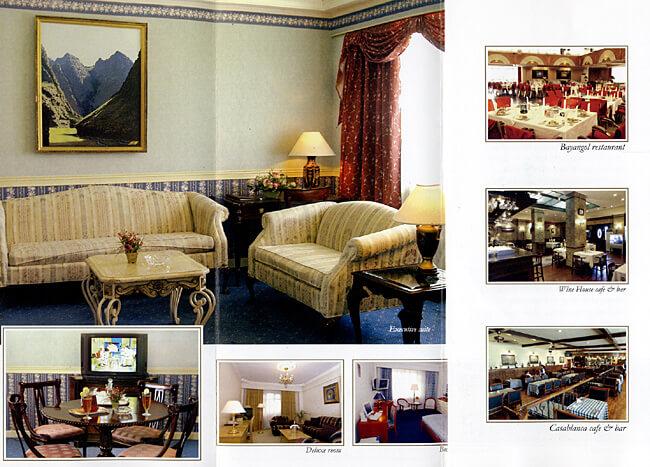 hotel bayangol oulan bator mongolie