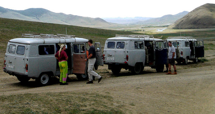 mongolie 4x4 russes