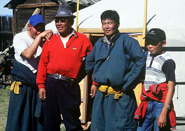 mongolie gawa togo x tserendorj