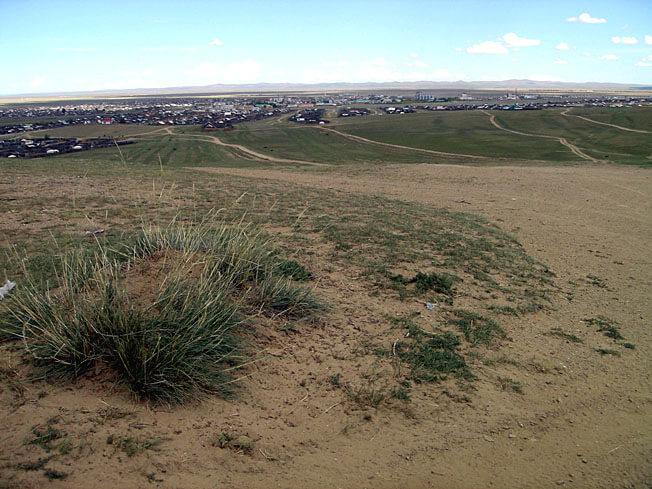 mongolie steppe
