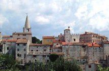 Bale en Istrie (Croatie)