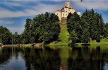 Chateau Trackoscan en Croatie centrale - Photo : Mario Fajt (Flickr)