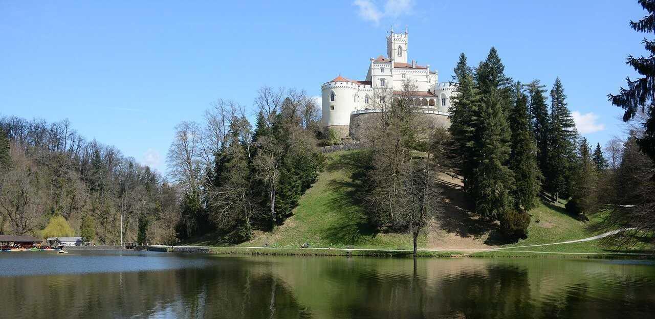 chateau de trakoscan