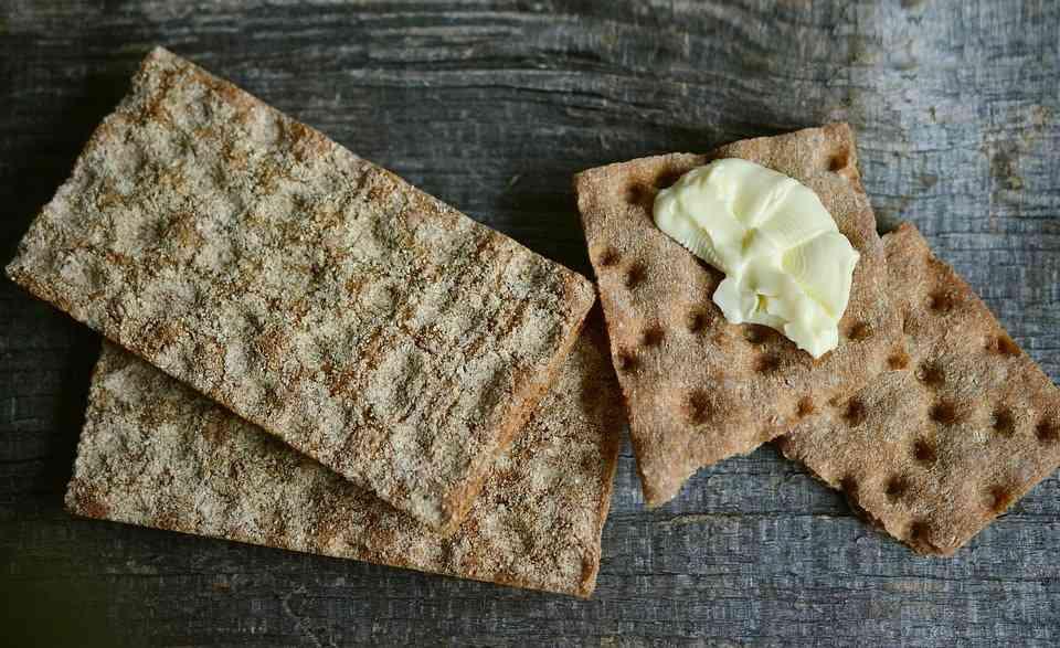 crackers finlandais