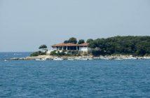 Bord de mer en Istrie