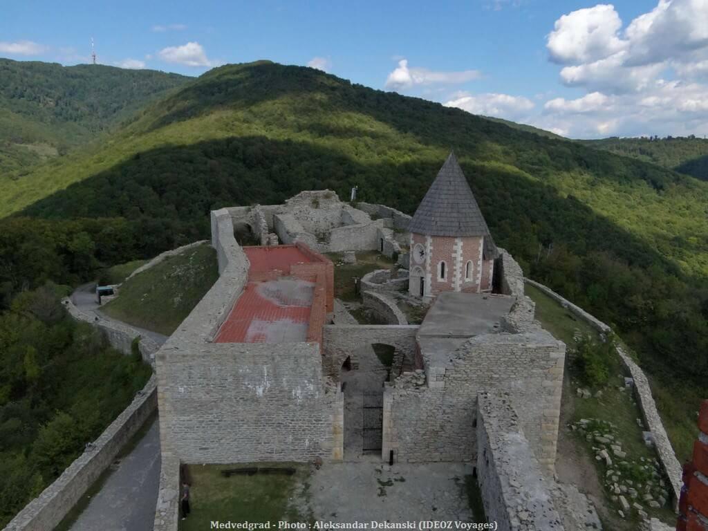 Chateau de Medvedgrad à Zagreb