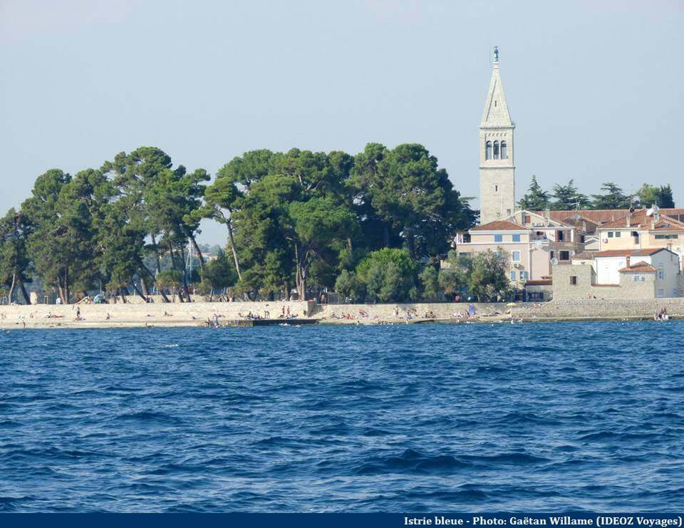 Istra Istrie bleue