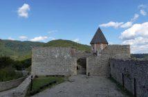 Medvedgrad chateau fortifié près de Zagreb