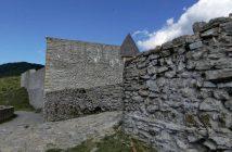 Medvedgrad fortifications du chateau