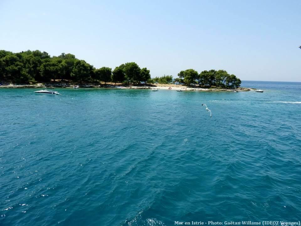 Mer en Istrie