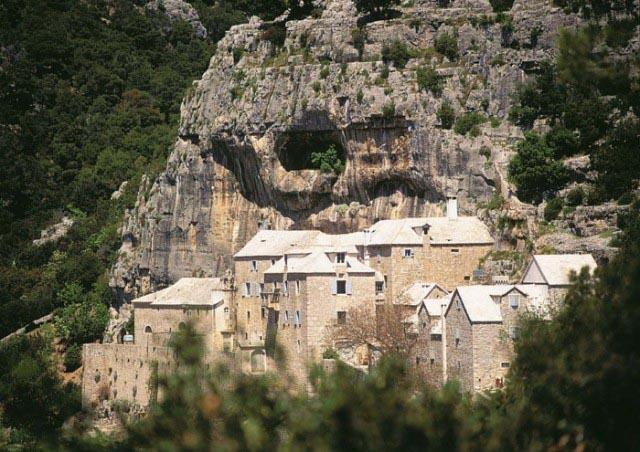 Monastère ermite de Blac sur Brac