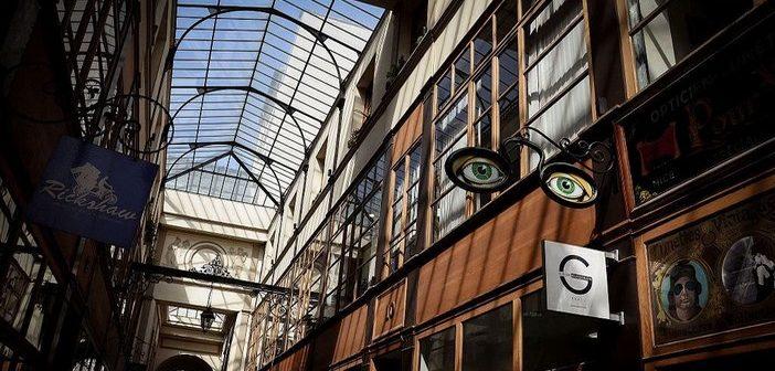 Paris Verriere Passage du grand Cerf