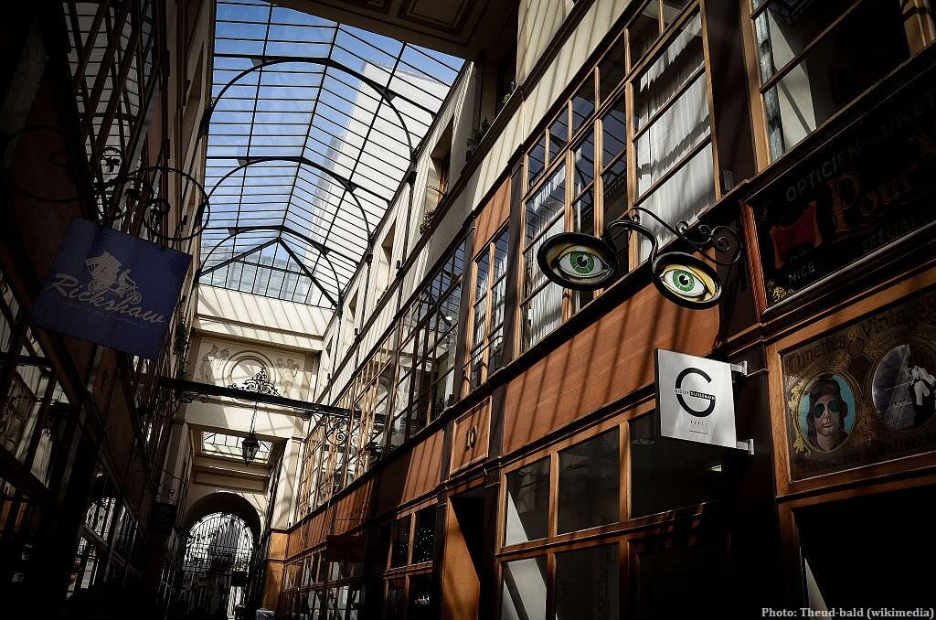 Passage du grand Cerf Paris