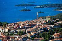 Vrsar en Istrie