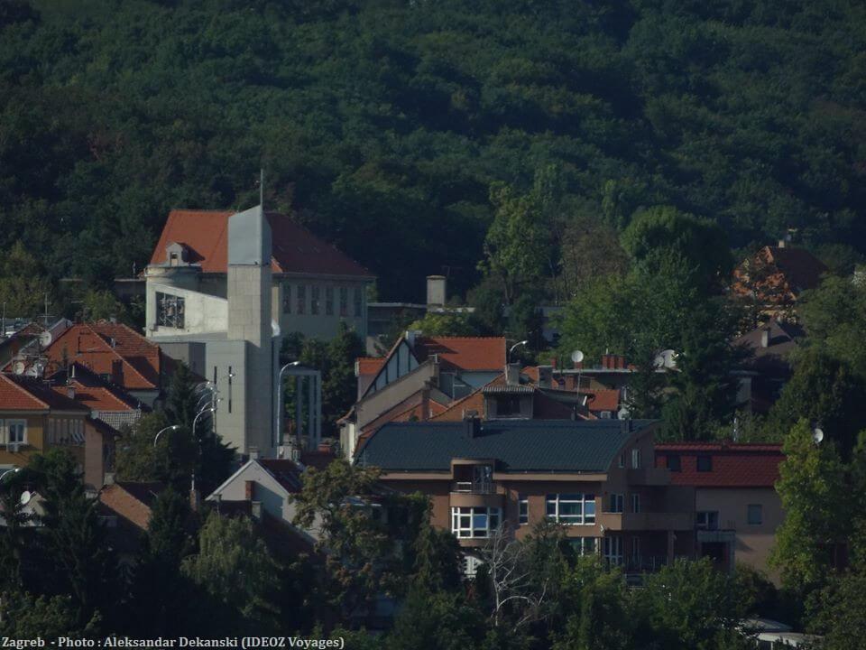 Zagreb en photos: la capitale continentale ; le coeur de la Croatie historique 21