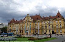 Zagreb Musée de l'artisanat sur la place Tito