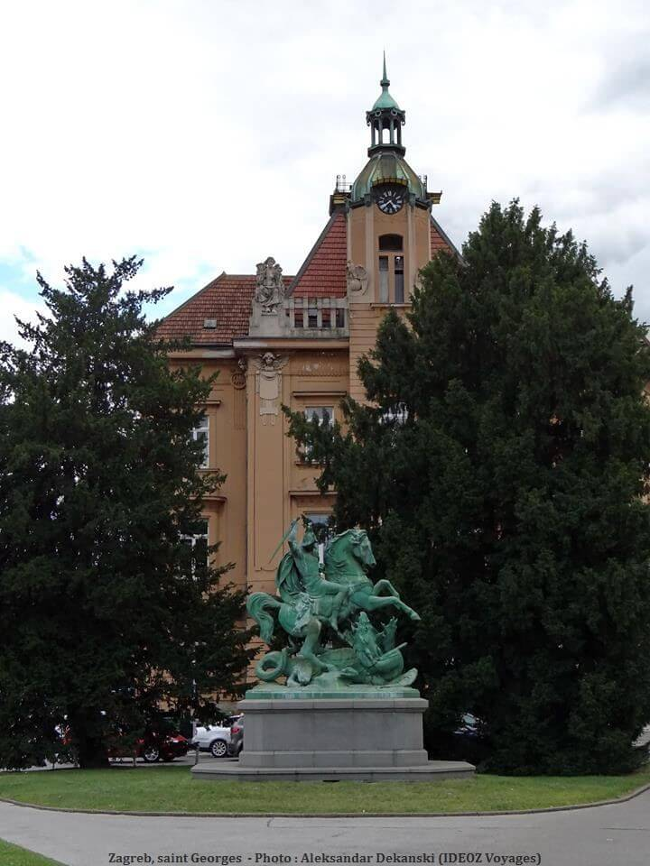 Zagreb Saint Georges