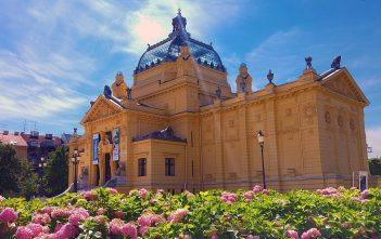 Zagreb Théâtre national croate