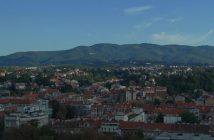 Zagreb Vue depuis Medvedgrad