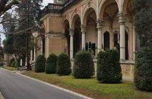 Zagreb cimetière Mirogoj à Gornji Grad