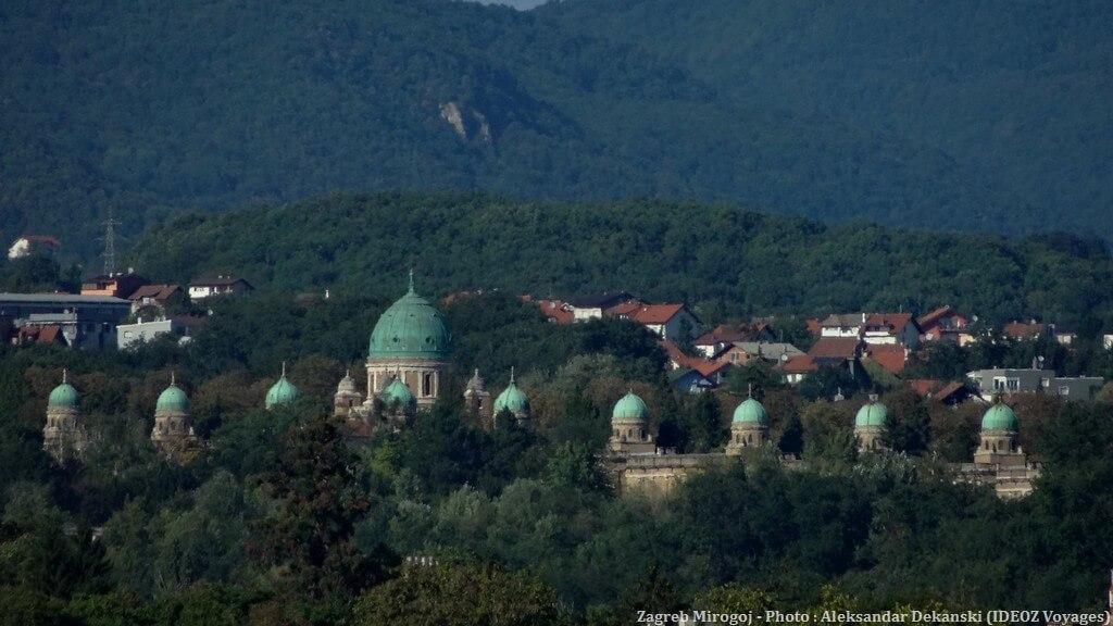Zagreb cimetière Mirogoj