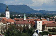 Zagreb funiculaire ville haute Uspinjaca Lotrscak