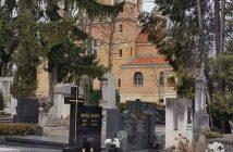 Zagreb tombes du cimetière Mirogoj à Gornji Grad